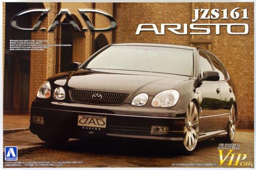 Aoshima 48139 Toyota Aristo (JZS161) D.A.D 1/24 Scale Kit