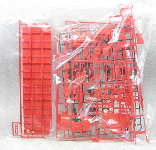 "Aoshima 07051 Japanese Wing Trailer Truck Kubifuri Ginji"" 1/32 scale kit"""