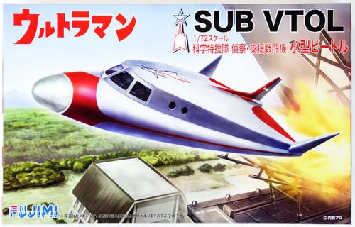 Fujimi 091310 Ultraman SUB VTOL 1/72 Scale Kit