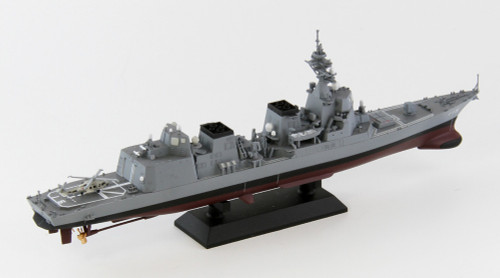 Pit-Road Skywave JPM-06 JMSDF Defense Ship DD-115 Akizuki 1/700 Finished Model