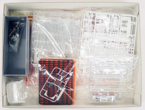 Aoshima 11980 Japanese Decoration Truck Hanamaki no Akudaikan (Ringo Special Liner) 1/32 scale kit