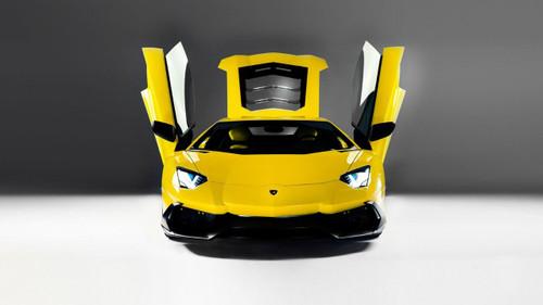 Aoshima 11522 Lamborghini Aventador LP720-4 50th Anniversario Edition 1/24 scale kit