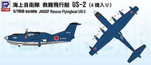 Pit-Road Skywave S-35 JMSDF Rescue Flyingboat US-2 1/700 scale kit