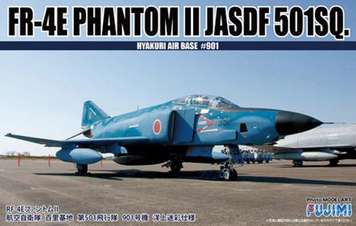 Fujimi F02 FR-4E Phantom II JASDF 501SQ (Hyakuri Air Base #901) 1/72 scale kit
