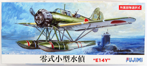 Fujimi C22 Type 0 Light Reconnaissance Seaplane 1/72 scale kit