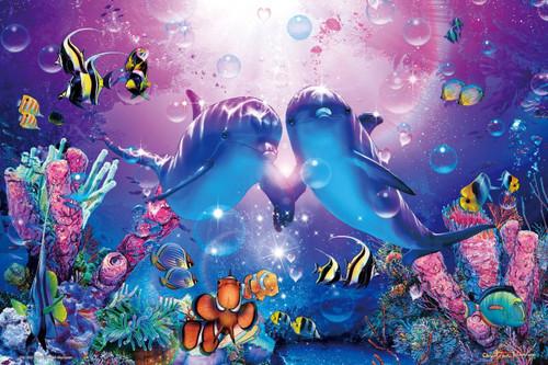 Epoch Jigsaw Puzzle 13-016 Lassen Precious Love 2 (1000 Pieces)