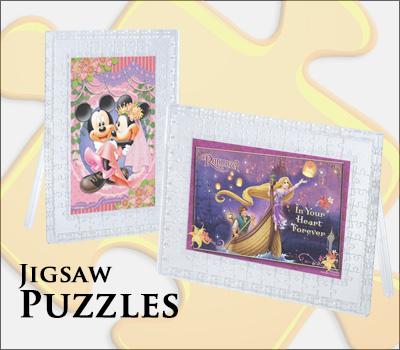 Plaza Japan Jigsaw Puzzles and Magic