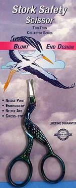 Stork Safety Scissor