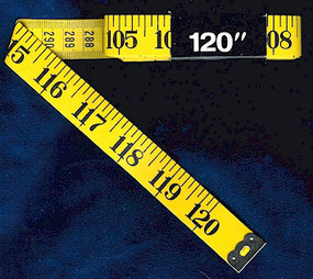Vinyl Measuring Tape