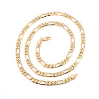 Classic Figaro Link Necklace