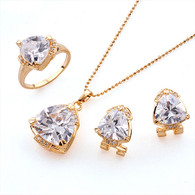 Sparkling Crystal Set