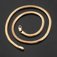Round Snake Chain