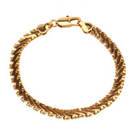 Lovely Gold Bracelet