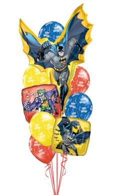 Batman Birthday Bouquet