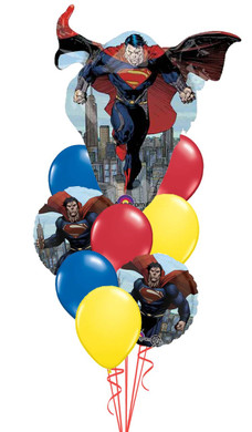 Any Occasion Superman Bouquet