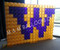 UW Logo - 6' tall X 8' wide