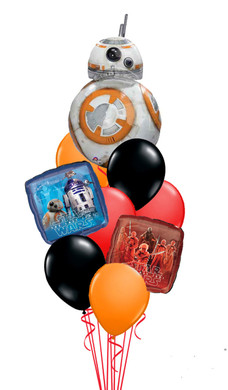 Any Occasion Star Wars BB8 Bouquet