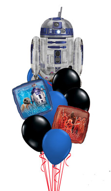 Any Occasion Star Wars R2-D2 Bouquet