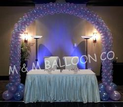 Wedding Trellis for Head Table