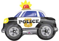 Police Car Shape
