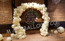 Organic Style Wedding Trellis or Rounded Arch for Any Occasion