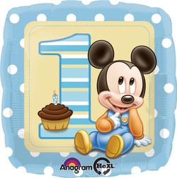 - 1st Birthday Baby Mickey