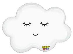 Sleepy Cloud Shape