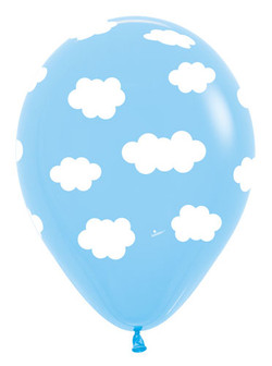 Cloud Print - 11 inch  - with UHF