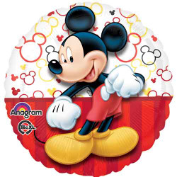 Disney Mickey Mouse Portrait