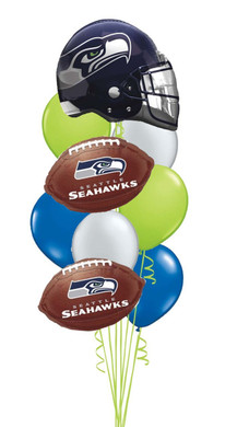 Any Occasion Seahawks Bouquet