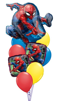 Any Occasion Spiderman Bouquet