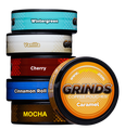 Grinds Coffee Pouch BLACK COFFEE