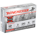 "Winchester 12Ga 3"" 00 Buck Mag (1039741)"