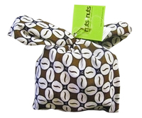 Batik Pouch with 4 Packs of Cashews