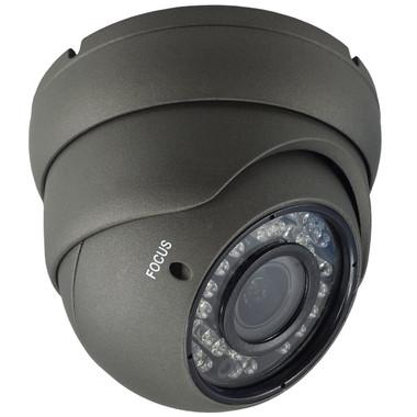 DigiHiTech 720p Vari-focal Aluminum Dome Camera