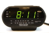 Dual Alarm Clock Hidden Camera