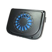Car Solar Breeze Fan Hidden Spy Camera