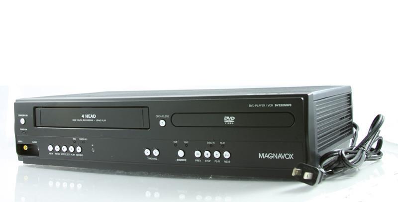 dvd vcr player hidden spy camera