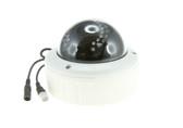 Megapixel 2.8-12mm 30 IR LEDs Varifocal Aluminum Vandalproof