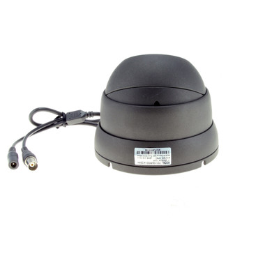 Refurbished Night Vision Analog Weatherproof Aluminum Varifocal Color Dome Camera