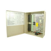 12VDC 10AMP REGULATED POWER SUPPLY