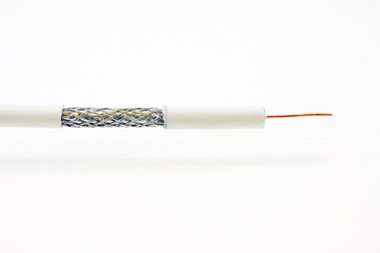 RG6 Quad Shield Coax Cable