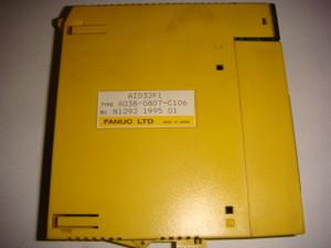 A03B-0807-C106 Fanuc AID32F1 Digital Input Module