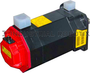 A06B-0227-B705 Fanuc Alpha 8/3000 iF Servo Motor