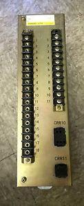 A05B-2302-C080 FANUC DCR/DBR UNIT S420RJ LRD.TWN.