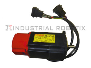 A06B-0113-B175 Fanuc Beta 0.5/3000 Servo Motor with brake