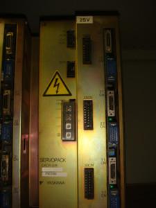 CACR-IR44SFB Motoman Yaskawa MRC Servo Amplifier