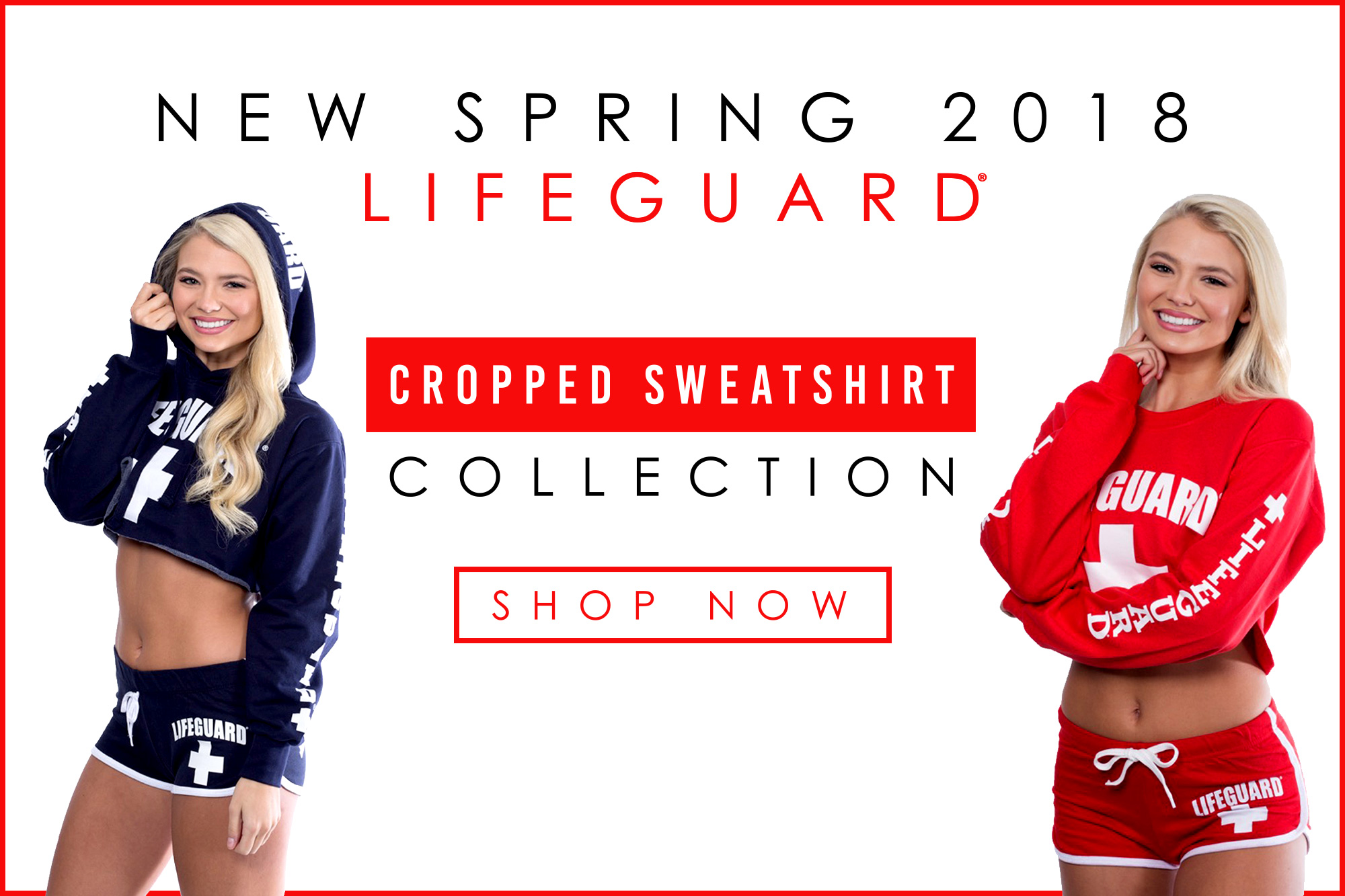 57a6fefbfef26 Red Lifeguard Sweatshirt Cape Cod - BCD Tofu House