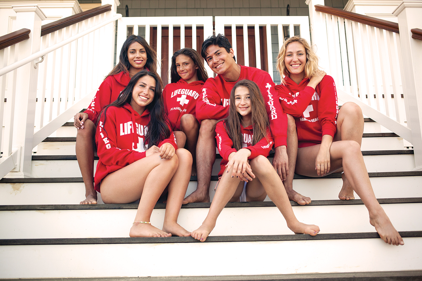 About Us - Who We Are - Beach Lifeguard