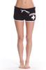 Blue Ladies Hi-Cut Shorts | Beach Lifeguard Apparel Online Store